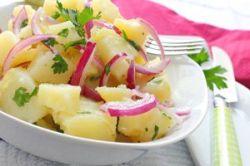 Ensalada de patatas (campera)