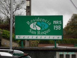 Residencia san roque de san claudio