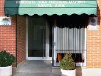 Residencia de ancianos santa ana