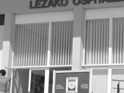 Hospital de leza