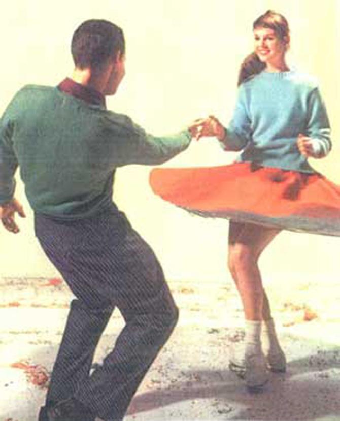 Guateque bailar
