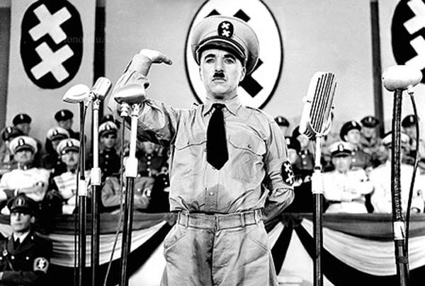 El gran dictador Cine 40