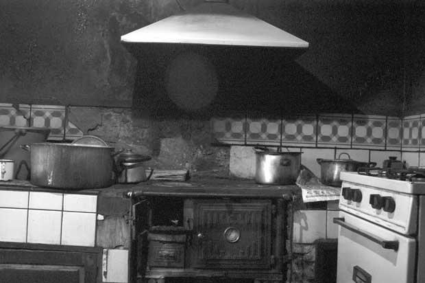 Cocina lumbre