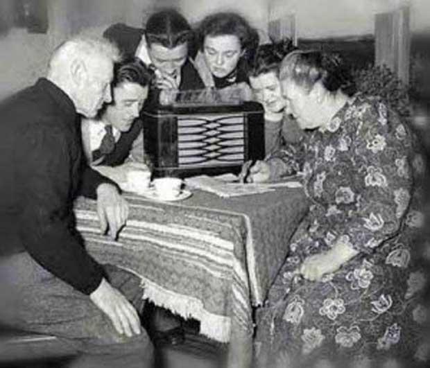 La radio, fiel compañera 2