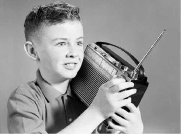 La radio, fiel compañera 3