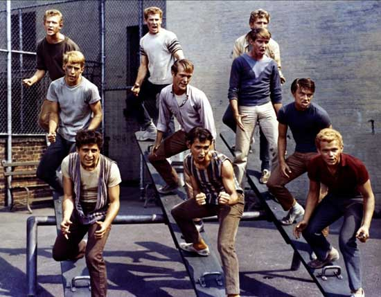 cine años 60