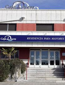 Foto residencia para mayores caja duero en santa marta de for Oficinas caja duero salamanca